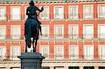 Plaza Mayor, Madrid, Spain, Europe    Stock Photo - Premium Rights-Managed, Artist: Robert Harding Images, Code: 841-02721711