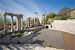 Roman theatre of ancient Philippopolis, Plovdiv, Bulgaria, Europe    Stock Photo - Premium Rights-Managed, Artist: Robert Harding Images, Code: 841-02721945