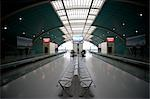 Train Station, Shanghai, China    Stock Photo - Premium Rights-Managed, Artist: Mark Downey, Code: 700-02723083