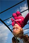 Young Girl at Playground Stock Photo - Premium Royalty-Free, Artist: Patrick Chatelain, Code: 600-02724723
