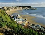 Scarborough, North Yorkshire.    Stock Photo - Premium Rights-Managed, Artist: Arcaid, Code: 845-02724819