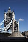 Tower Bridge, London, 1886 - 1894. Overall. Architect: Horace Jones    Stock Photo - Premium Rights-Managed, Artist: Arcaid, Code: 845-02725139