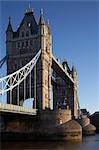 Tower Bridge, London, 1886 - 1894. Overall. Architect: Horace Jones    Stock Photo - Premium Rights-Managed, Artist: Arcaid, Code: 845-02725148