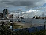 Royal Victoria Docks, London.    Stock Photo - Premium Rights-Managed, Artist: Arcaid, Code: 845-02725707
