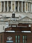 St. Paul's Cathedral, City of London, London. Architect: Sir Christopher Wren.    Stock Photo - Premium Rights-Managed, Artist: Arcaid, Code: 845-02725860