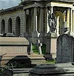Brompton Cemetery, Kensington, London. Architect: Benjamin Baud.