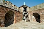 Fort Charles, Port Royal, Jamaica    Stock Photo - Premium Rights-Managed, Artist: Arcaid, Code: 845-02726121