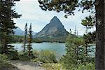 Glacier National Park, Montana, USA    Stock Photo - Premium Rights-Managed, Artist: Arcaid, Code: 845-02726398