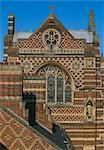 The Chapel, Keble College, Oxford University, Oxford, 1867 - 1883. Architect: William Butterfield    Stock Photo - Premium Rights-Managed, Artist: Arcaid, Code: 845-02726507