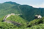The Great Wall of China, Mutianyu, near Beijing, China    Stock Photo - Premium Rights-Managed, Artist: Arcaid, Code: 845-02726559