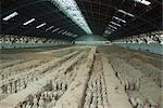 Terra Cotta Warriors, Xian, China    Stock Photo - Premium Rights-Managed, Artist: Arcaid, Code: 845-02726625
