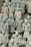 Terra Cotta Warriors, Xian, China    Stock Photo - Premium Rights-Managed, Artist: Arcaid, Code: 845-02726631