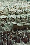 Terra Cotta Warriors, Xian, China    Stock Photo - Premium Rights-Managed, Artist: Arcaid, Code: 845-02726632