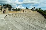 Amphitheatre, Altos de Chavon, La Romana, Dominican Republic    Stock Photo - Premium Rights-Managed, Artist: Arcaid, Code: 845-02726735