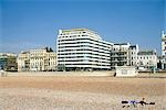Embassy Court, Brighton, East Sussex, 1935. Refurbished by Conran & Partners, 2005. Architect: Wells Coates    Stock Photo - Premium Rights-Managed, Artist: Arcaid, Code: 845-02726805