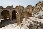 Licinian Baths, Dougga    Stock Photo - Premium Rights-Managed, Artist: Arcaid, Code: 845-02726903
