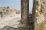 Roman ruins, Dougga    Stock Photo - Premium Rights-Managed, Artist: Arcaid, Code: 845-02726905