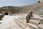 Theatre, Dougga    Stock Photo - Premium Rights-Managed, Artist: Arcaid, Code: 845-02726947