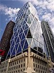 Hearst Tower, New York. Architect: Foster and Partners    Stock Photo - Premium Rights-Managed, Artist: Arcaid, Code: 845-02727013