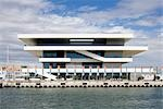 America's Cup Pavilion, Valencia, Spain. Architect: David Chipperfield Architects.    Stock Photo - Premium Rights-Managed, Artist: Arcaid, Code: 845-02727852