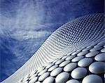 Selfridges Department Store, Birmingham. Facade detail 3. Architects: Future Systems    Stock Photo - Premium Rights-Managed, Artist: Arcaid, Code: 845-02728067