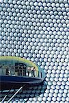 Selfridges Department Store, Birmingham. Entrance detail. Architects: Future Systems    Stock Photo - Premium Rights-Managed, Artist: Arcaid, Code: 845-02728069