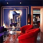 G Hotel, Galway, Ireland - Bar. Designer, Philip Treacey. Douglas Wallace Architects. Interiors: Stephen Treacey.    Stock Photo - Premium Rights-Managed, Artist: Arcaid, Code: 845-02728818