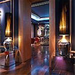 G Hotel, Galway, Ireland - Bar. Designer, Philip Treacey. Douglas Wallace Architects. Interiors: Stephen Treacey.    Stock Photo - Premium Rights-Managed, Artist: Arcaid, Code: 845-02728819