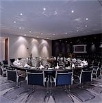G Hotel, Galway, Ireland - Meeting Room. Designer, Philip Treacey. Douglas Wallace Architects. Interiors: Stephen Treacey.    Stock Photo - Premium Rights-Managed, Artist: Arcaid, Code: 845-02728821