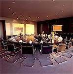 G Hotel, Galway, Ireland - Meeting Room. Designer, Philip Treacey. Douglas Wallace Architects. Interiors: Stephen Treacey.    Stock Photo - Premium Rights-Managed, Artist: Arcaid, Code: 845-02728822