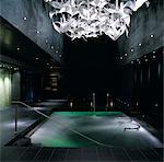 G Hotel, Galway, Ireland -Spa. Designer, Philip Treacey. Douglas Wallace Architects. Interiors: Stephen Treacey.    Stock Photo - Premium Rights-Managed, Artist: Arcaid, Code: 845-02728827
