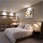 G Hotel, Galway, Ireland - Suite. Designer, Philip Treacey. Douglas Wallace Architects. Interiors: Stephen Treacey.    Stock Photo - Premium Rights-Managed, Artist: Arcaid, Code: 845-02728829