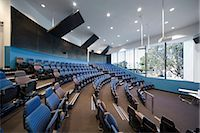 John Curtain School of Medical Research, Canberra, Australia. Architect: Lyons.    Stock Photo - Premium Rights-Managednull, Code: 845-02729011
