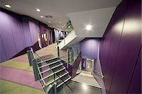 University of New South Wales, Faculty of Law, Sydney, Australia.  Architect: Lyons.    Stock Photo - Premium Rights-Managednull, Code: 845-02729018