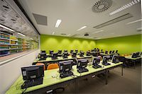 University of New South Wales, Faculty of Law, Sydney, Australia.  Architect: Lyons.    Stock Photo - Premium Rights-Managednull, Code: 845-02729024