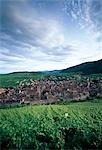 Alsac -View of the town and castle Stock Photo - Premium Rights-Managed, Artist: Arcaid, Code: 845-02729731