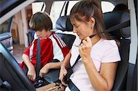 Mom Taking Son to Soccer Game    Stock Photo - Premium Rights-Managednull, Code: 700-02738852