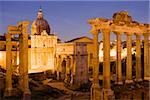 Forum romanum Stock Photo - Premium Royalty-Free, Artist: Robert Harding Images    , Code: 614-02740225