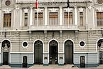 Armada de Chile Building, Valparaiso, Chile    Stock Photo - Premium Rights-Managed, Artist: Gail Mooney, Code: 700-02757223