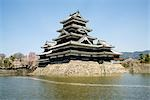 Matsumoto Castle in Angina Prefecture, Japan Stock Photo - Premium Royalty-Free, Artist: Robert Harding Images, Code: 622-02758069