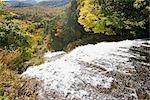 Yutaki Falls in Tochigi Prefecture, Japan