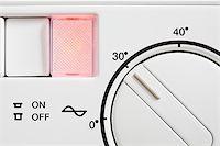 Close up of a washing machine Stock Photo - Premium Royalty-Freenull, Code: 614-02763155