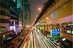 Elevated highway in shanghai Stock Photo - Premium Royalty-Freenull, Code: 614-02763318
