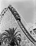 1960s PEOPLE RIDING ROLLER COASTER    Stock Photo - Premium Rights-Managed, Artist: ClassicStock, Code: 846-02792740
