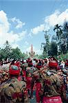 Funeral procession, Bali, Indonesia, Southeast Asia, Asia    Stock Photo - Premium Rights-Managed, Artist: Robert Harding Images, Code: 841-02824760