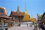 Grand Palace, Bangkok, Thailand, Southeast Asia, Asia