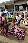 Vegetable stall, main market area, Kandy, Sri Lanka, Asia    Stock Photo - Premium Rights-Managed, Artist: Robert Harding Images, Code: 841-02825738