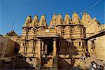 Jain Temple in the old city, Jaisalmer, Rajasthan state, India, Asia    Stock Photo - Premium Rights-Managed, Artist: Robert Harding Images, Code: 841-02826223