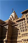 Jain temple of Luderwa (Loduva), near Jaisalmer, Rajasthan state, India, Asia    Stock Photo - Premium Rights-Managed, Artist: Robert Harding Images, Code: 841-02826225