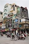 Street Scene, Hanoi, Vietnam    Stock Photo - Premium Rights-Managed, Artist: dk & dennie cody, Code: 700-02828407